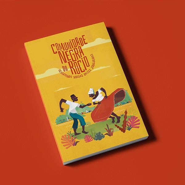 Livro Comunidade Negra do Rocio