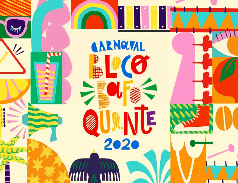 Carnaval Bloco Bafo Quente 2020